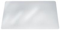 Durable 711219 desk pad Transparent
