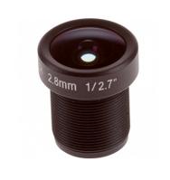 Axis 01860-001 beveiligingscamera steunen & behuizingen Lens