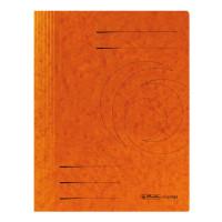Spiralhefter A4 Colorspan orange