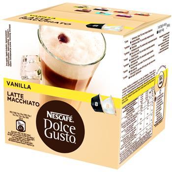 Krups Nescafé Dolce Gusto Latte Vanilla, 8 + 8 kapslí 40024335