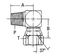 AEROQUIP 2250-20-20S