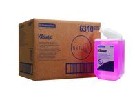 KLEENEX® Luxuriöser Schaum - Handreiniger für die tägliche Verwendung / 1 Ltr