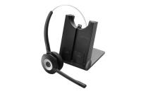 Jabra PRO 935 Headset Hoofdband Bluetooth Zwart