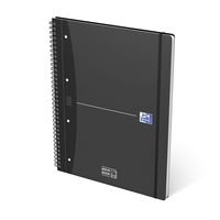 Oxford Office Urban Mix Movebook A4+, liniert 7 mm, 80 Blatt, 90 g/m²Optik Paper