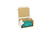 Medienverpackung Multiwell, 245x165x20 - 55 mm, weiß, DIN C5 - Palettenware