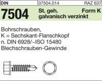DIN7504 K6,3x160