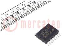 IC: driver; interne stroomsensor, geïntegreerde TVS-diodes; 1,5A