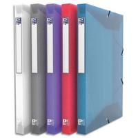 ELBA Boîte de classement HAWAI 24x32cm PP 7/10e, dos 2,5cm, coloris assortis