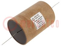 Kondensator: aluminium-polipropylen-papier; 4,7uF; 600VDC; ±5%