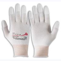 Arbeitshandschuhe KCL Camapur Comfort, Fingerk. beschichtet, 1 VE=10 Paar, Gr. 7-10 Version: 10 - Größe 10