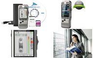 PHILIPS Diktiergerät Digital Pocket Memo DPM7200 (6109403)