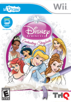 THQ Disney Princess: Enchanting Storybooks Nintendo Speicherkarte Videospiel