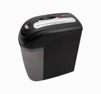 Geha Home & Office X10 CD Style papiervernietiger Kruisversnippering 22 cm 70 dB Zwart