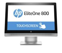 "HP EliteOne 800 G2 Touch 58,4 cm (23"") 1920 x 1080 Pixels Touchscreen Zesde generatie Intel® Core™ i5 4 GB DDR4-SDRAM 500 GB HDD Zilver Alles-in-één-pc Windows 10 Pro"