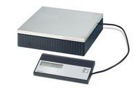Parcel Scales MAULparcel, 50 kg, control pad, steel pad