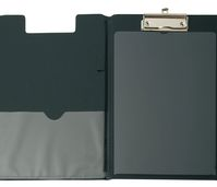 A4 Clipboard folder, plastic cover and protection sheet