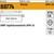 1 Pack UPAT Injektionsmörtel ART 88774 UPAT Injektionsmör. UPM 33-360 (1 Kart. a 360ml, 2 Statikm.) (Inhalt: 6 Stück) von REYHER