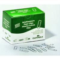 Durable Büroklammern Metall verzinkt 26mm 1000 St