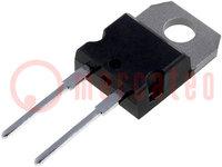 Diode: gelijkrichter Schottky; 60V; 7,5A; TO220AC