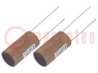 Kondensator: aluminium-polipropylen-papier; 150nF; 600VDC; ±5%