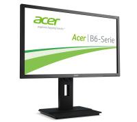Acer Monitor B246HLymdr - dunkelgrau