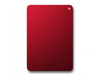 Buffalo MiniStation 'Safe' Portable HD flat protection red, 1TB Bild 1