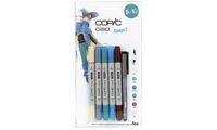 COPIC Hobbymarker ciao 5+1 Set, Manga 2 (70000656)