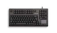 CHERRY TouchBoard G80-11900 toetsenbord USB AZERTY Frans Zwart