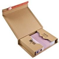 ColomPac Versandkarton Universal CP020.17 38x8x29cm braun