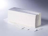 Papierhandtücher C-Falzung 2-lagig, hochweiß, 24x33cm