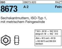 Sechskantmuttern M30x1,5