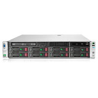 Hewlett Packard Enterprise ProLiant DL385p Gen8 server 2,6 GHz AMD Opteron 6344 Rack (2U) 750 W