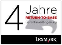 Lexmark E460 E462 4 Jahre (gesamt) Return-to-Base-Garantie 5-7 Arbeitstage