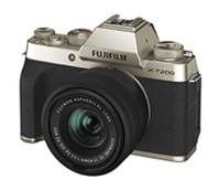 Fujifilm X -T200 Systemkamera 24,2 MP CMOS Schwarz, Gold