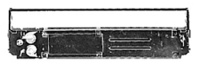 Farbband (Drucker), Nylon HD, 30 m x 13 mm, schwarz