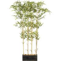 Bambusraumteiler