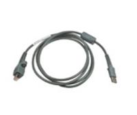Intermec USB 2.0 6.5Ft USB-kabel 2 m Grijs