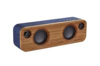 The House Of Marley Get Together Mini Mono portable speaker 24W Modrá, Dřevo