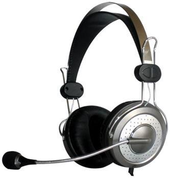 Sluchátka Genius HS-04SU s mikrofonem 31710045100