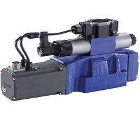 Bosch Rexroth 4WRTE27V500P-4X/6EG24ETK31/F1M Directional control valve