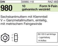 Sechskantmuttern VM12x1,5