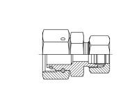 Volz STREDV2215L Tube end reducer