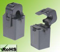 Detailabbildung - Stromwandler, JC-Serie, AC, Klapp-Kern, 120A / 40mA, Kabel 16mm