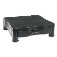 5 ETOILES Support moniteur Noir réglable avec tiroir 369D