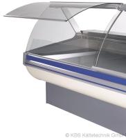 Freikühltheke Eros 2000 Fvbt Tvce mit Hebescheibe (ohne Maschine)