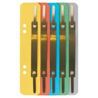 Einhängeheftstreifen, kurz, Pendarec-Karton, sortiert
