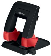 Bürolocher SP30 Press Less, Metall, 30 Blatt, schwarz
