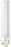 Kompaktleuchtstofflampe 26W G24q-3 wws PL-C 26W/830/4p