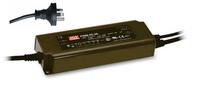 MEAN WELL PWM-90-24 adattatore e invertitore 90 W Nero