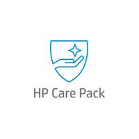 HP 1 jaar onsite hardwaresupport op de volgende werkdag met reisdekking voor notebooks
